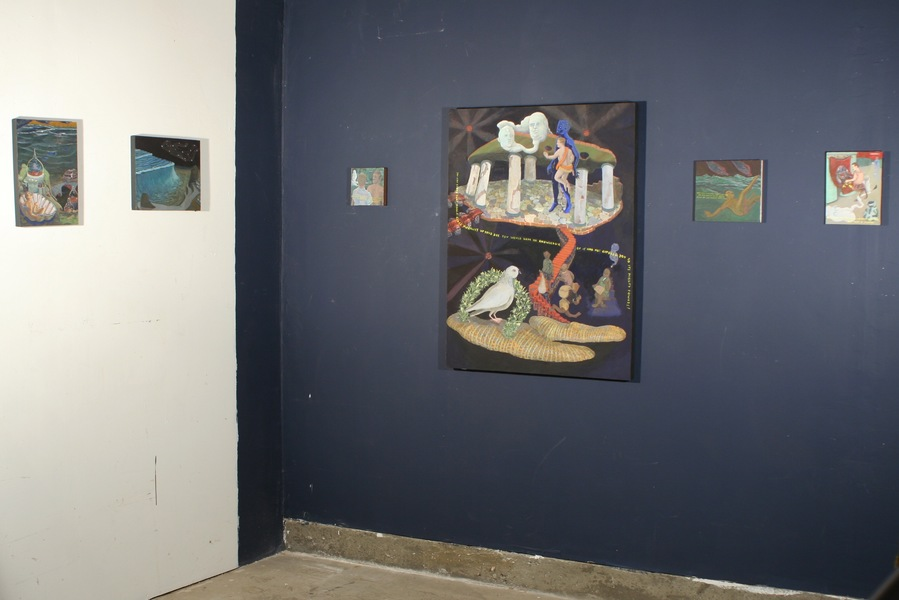NEWest!!! installation shot