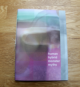 Book: Human hybrid monster myths