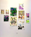 Claire McConaughy WOODS Yashar Gallery 2/7-3/22/18