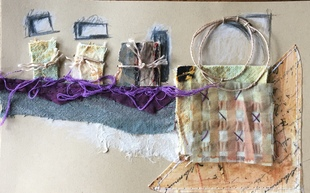 Small Paper Collages