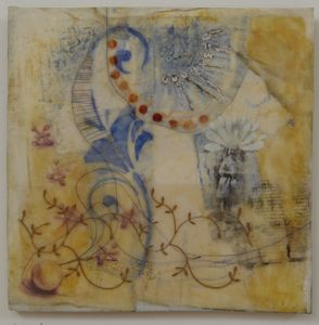 Encaustic on Board