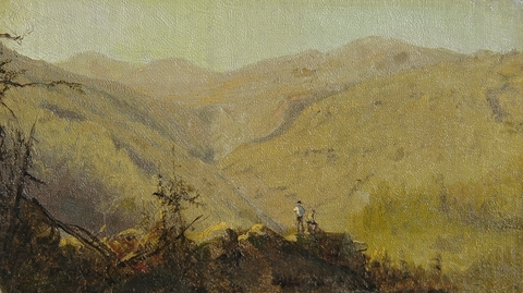 19th Century The Overlook