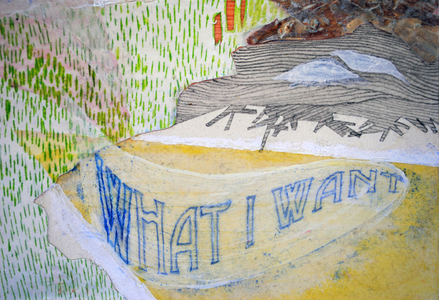 Save Me From What I Want (detail)