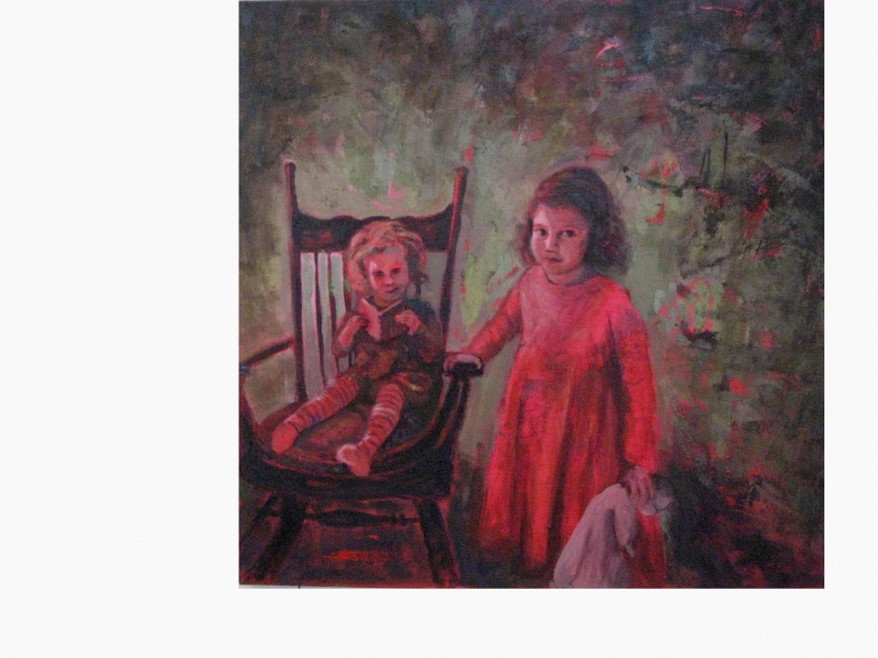 Paintings of my Family Sweet Dreams