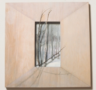 Constance Kiermaier Constructions mixed media on wood