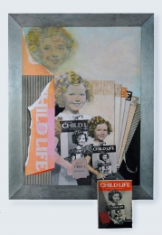 Constance Kiermaier Collages Mixed Media on Wood