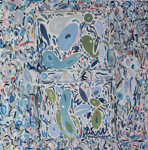 ABSTRACT NARRATIVES Blue Room