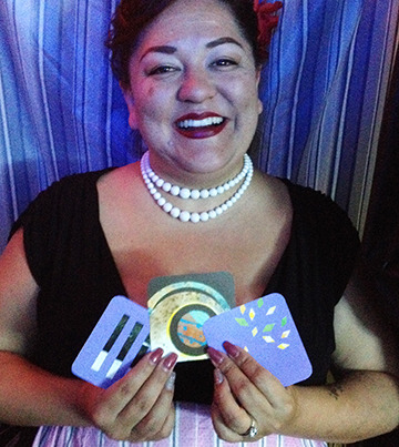 Oracle Readings Party guests feel heard and seen by Crystal