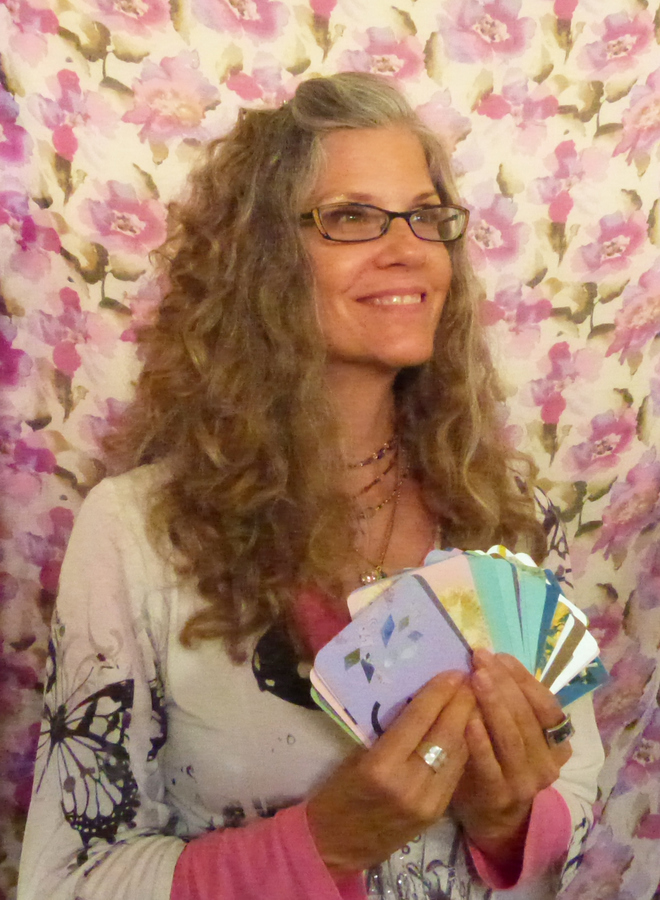 Oracle Readings Crystal brings decades of meditation and experience to her readings/healings