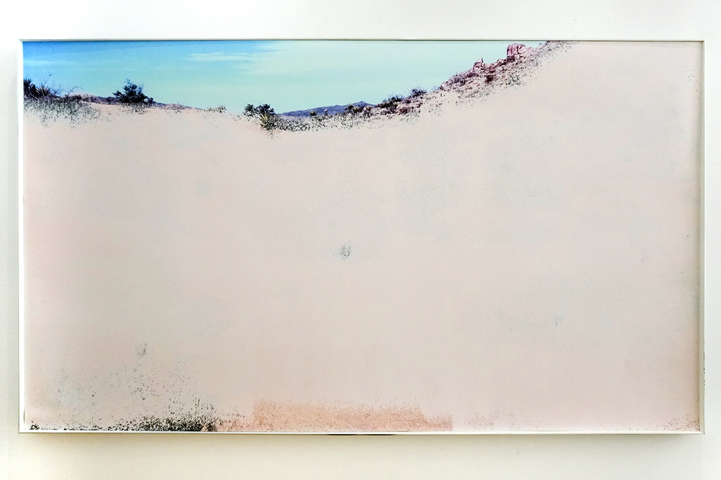 Cybele Lyle The Desert in Four Parts; Part 1 Between What Came Before at Et al etc. Gallery