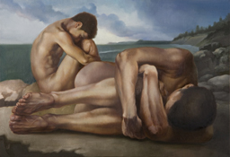 D a e h y u k  S i m Figurative Gallery 1 Oil on Linen
