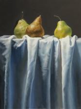 D a e h y u k  S i m Still Life Gallery Oil on Canvas