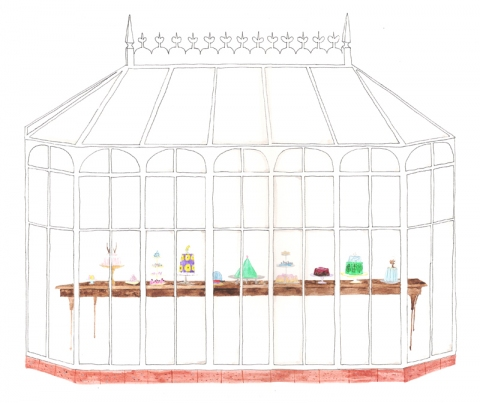 Battersea Conservatory of Confectionery Curiosities