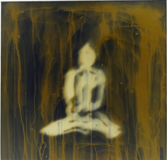 Buddha Photogram Series