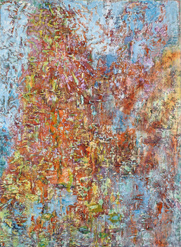 DANIEL ROSENBAUM Paintings  2012-1013 acrylic on canvas