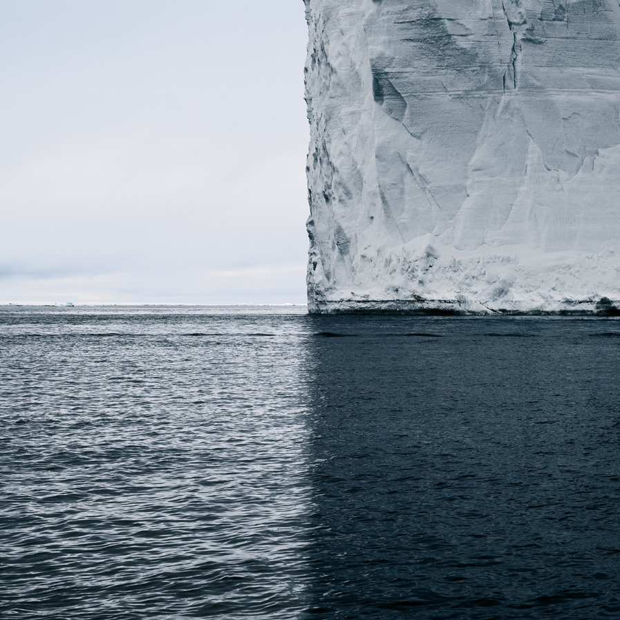Mercators Projection, Antarctica, 2007