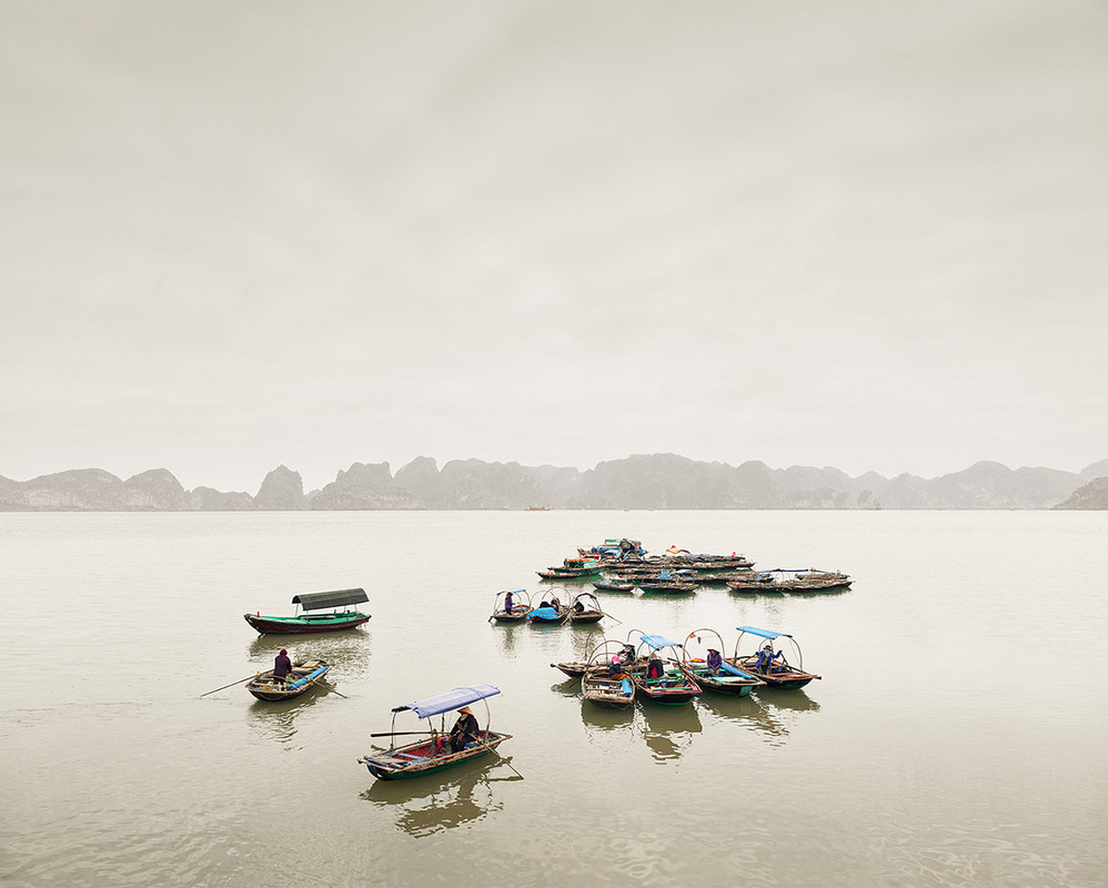 ASIA Water Taxis, Vinh Ha Long, Vietnam, 2011