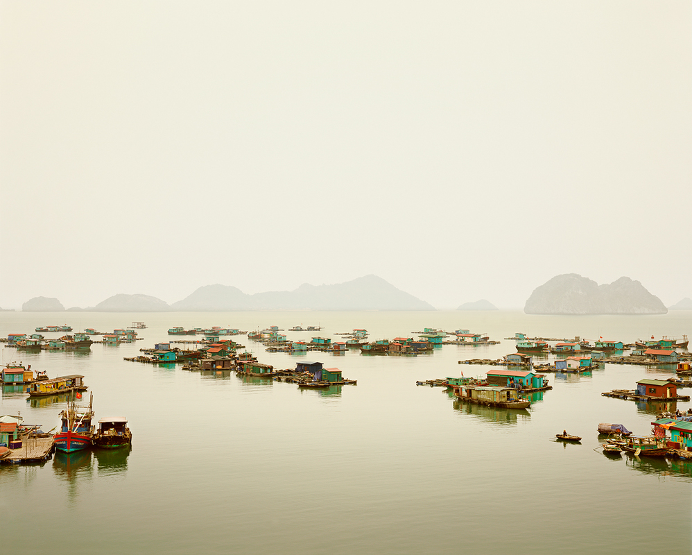 ASIA Floating Village, Hạ Long Bay, Vietnam, 2011