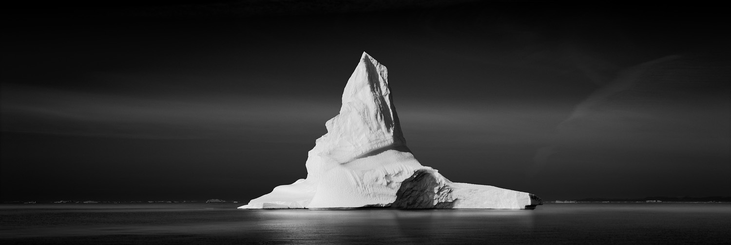 NORTH/SOUTH Iceberg 02, Greenland, 2006