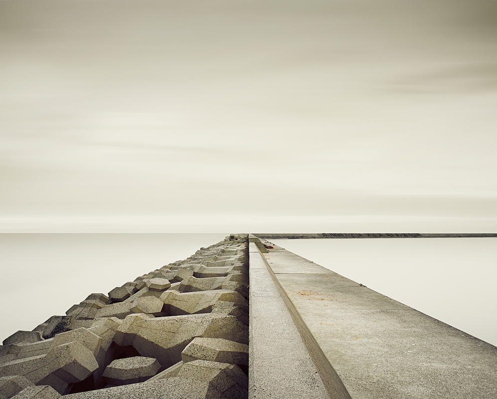 ASIA Harbour Wall, Suo-nada Sea, Japan, 2010