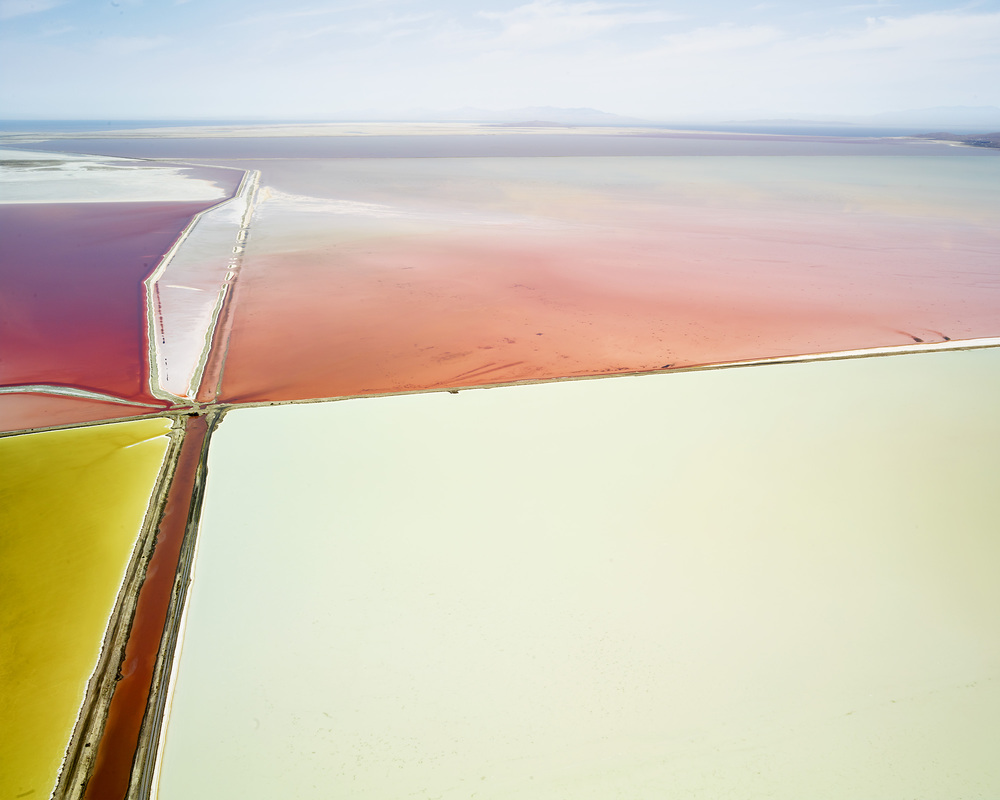 SALT:  Fields, Plottings and Extracts 2015-2016 Saltern Study 11 Great Salt Lake, UT, 2015