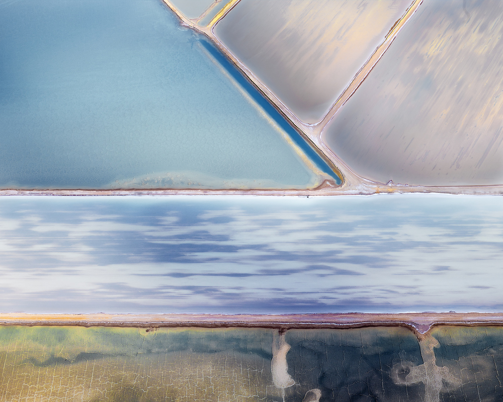 SALT:  Fields, Plottings and Extracts 2015-2016 Blue Ponds 03, Shark Bay, Western Australia, 2015
