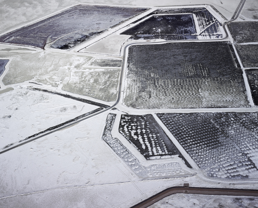 SALT:  Fields, Plottings and Extracts 2015-2016 Searles Lake 4,  Mojave Desert, California, USA, 2015
