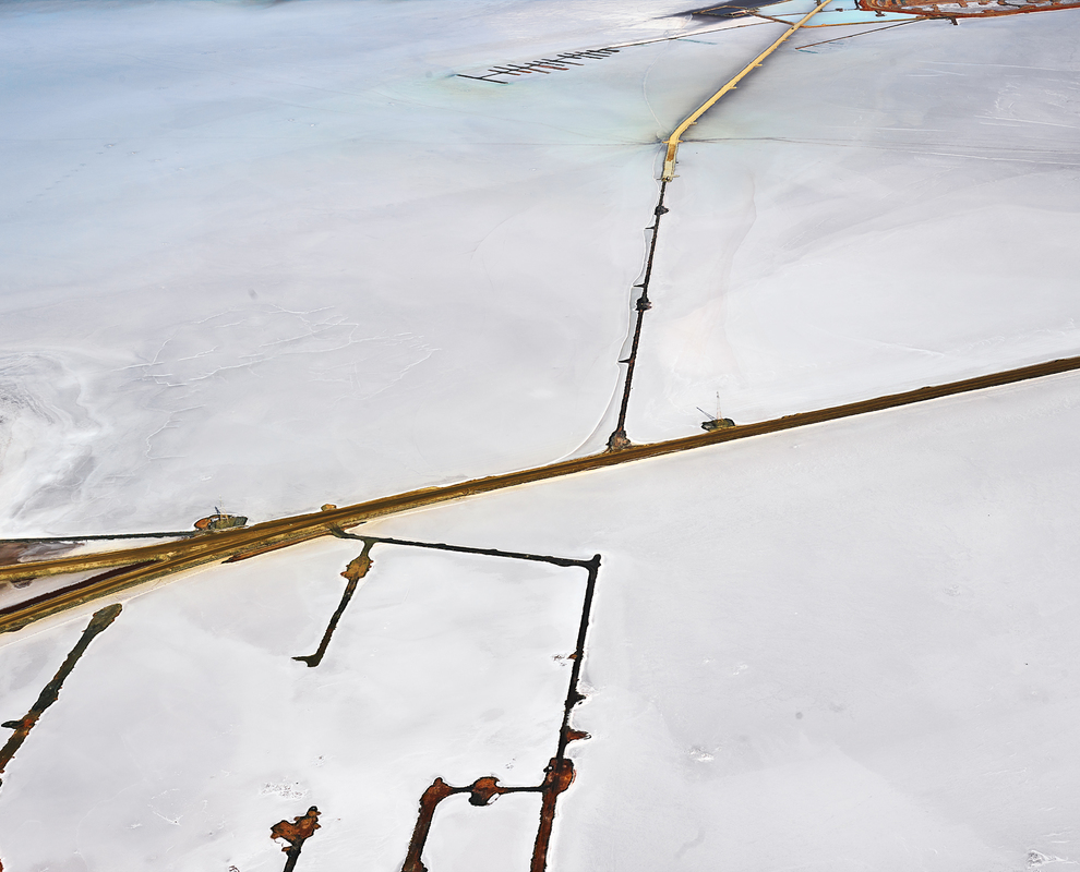 SALT:  Fields, Plottings and Extracts 2015-2016 Salt Flat 01 ,Kalgoorlie–Boulder,  Western Australia, 2015