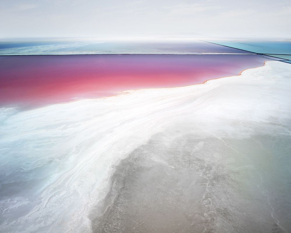 SALT:  Fields, Plottings and Extracts 2015-2016 Saltern Study 19, Great Salt Lake, UT, 2015