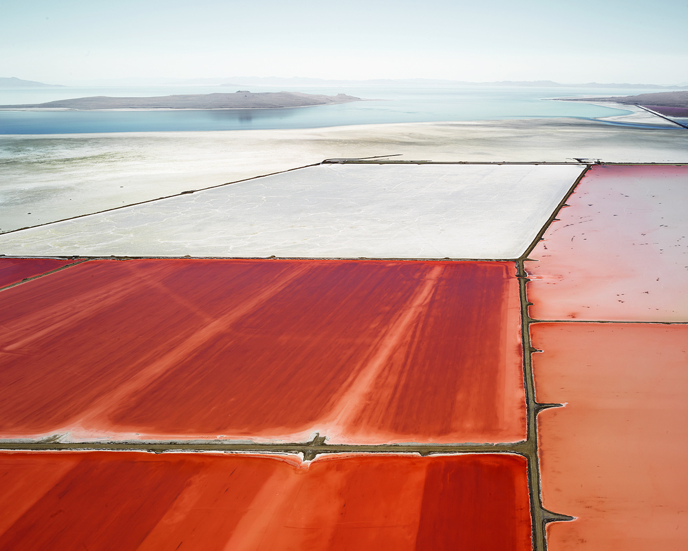 SALT:  Fields, Plottings and Extracts 2015-2016 Saltern Study 07, Great Salt Lake, UT, 2015