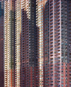 High Density Housing, Hong Kong, 2013