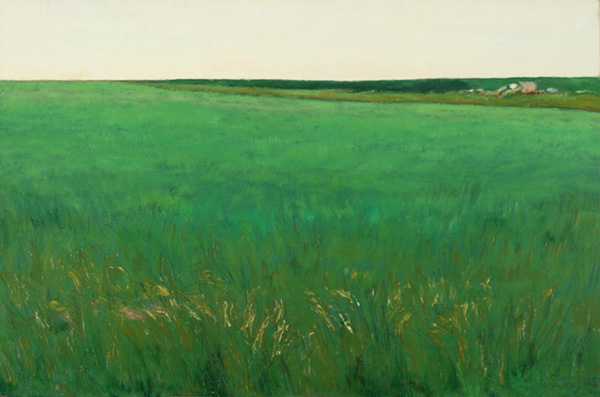 Earlier Landscape Paintings Oats