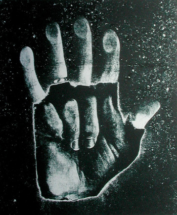 Original Prints Hand of Man