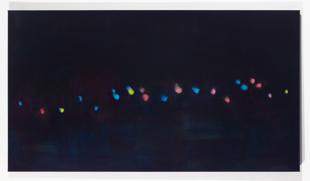 Studies for Colorful Paintings, 2017-2020 String Lights (Studies for Colorful Paintings)