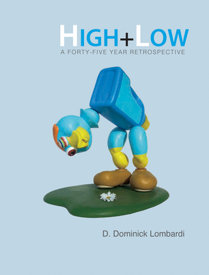High + Low: A 45-Year Retrospective, Clara M Eagle Gallery, T. Michael Martin, Curator, Murray State University, Murray, Kentucky, 2019