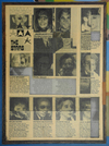 Reverse Collage 1995-1998  Acrylic and transferred vintage magazine ink and paper on Plexiglas