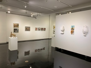 D. Dominick Lombardi - Artist - Writer - Curator High + Low: A 45-Year Retrospective, Clara M Eagle Gallery, T. Michael Martin, Curator, Murray State University, Murray, Kentucky, 2019 Clara M Eagle Gallery, T. Michael Martin, Curator