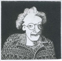 DeAnn L Prosia Etchings Line Etching with Drumel