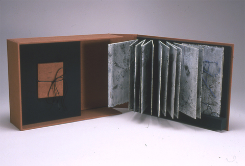 Deborah Davidson Selected Past Work  Artist Book, Mixed Media