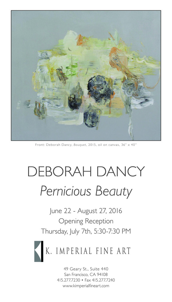 Exhibitions & Installations Pernicious Beauty
