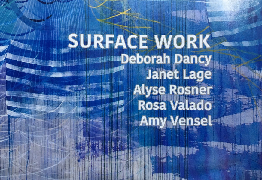 Exhibitions & Installations Surface Work