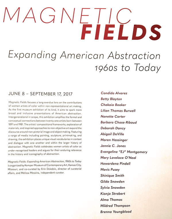 Exhibitions & Installations Magnetic Fields Kemper Museum of Contemporary Art