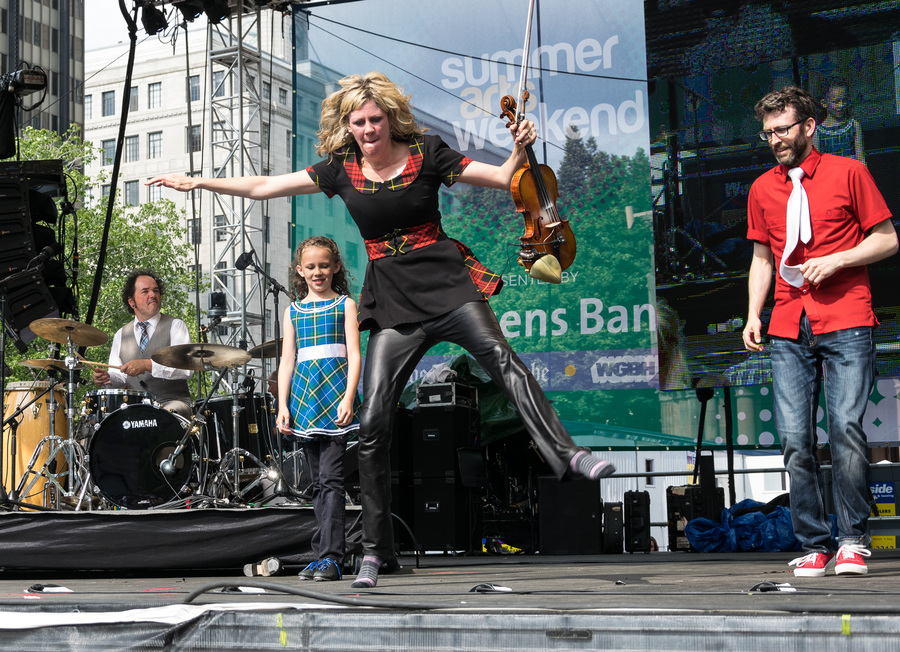 WGBH Boston -  Summer Arts Fest (c) WGBH Boston- All rights reserved.