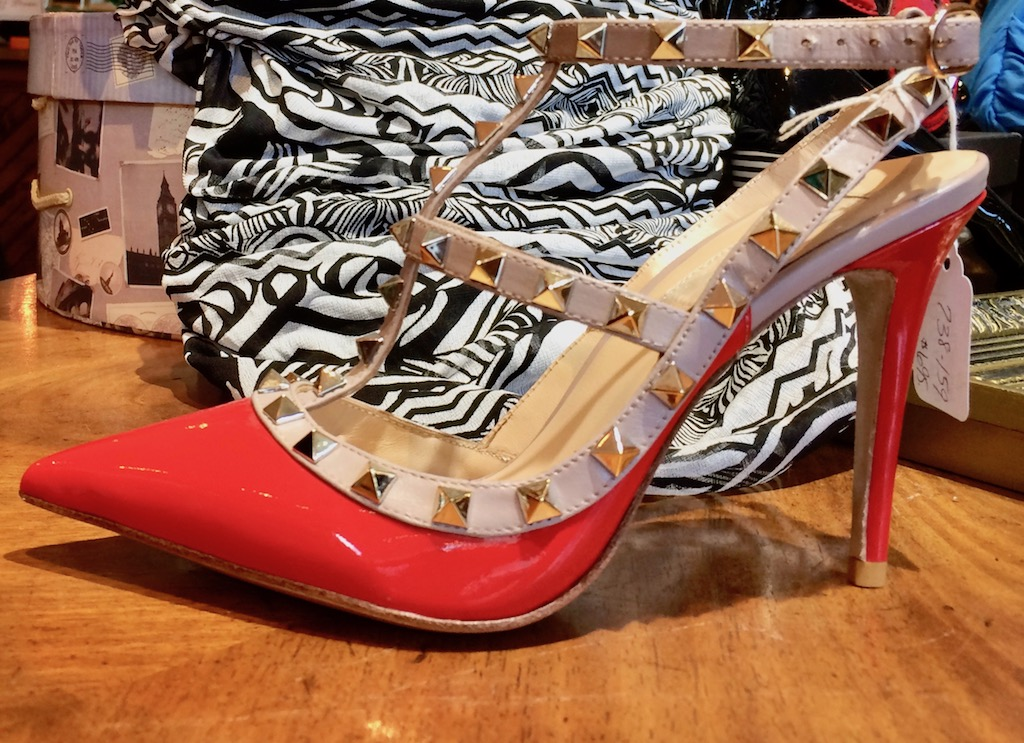 Objects and Obsessions Valentino Rockstud Shoes