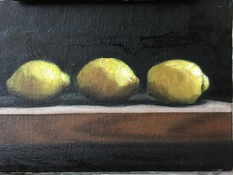 Deborah Pohl Still Lifes Oil on canvas