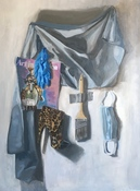Deborah Pohl  Still Lifes Oil on linen canvas