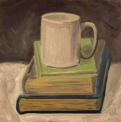 Deborah Pohl  Still Lifes Oil on board