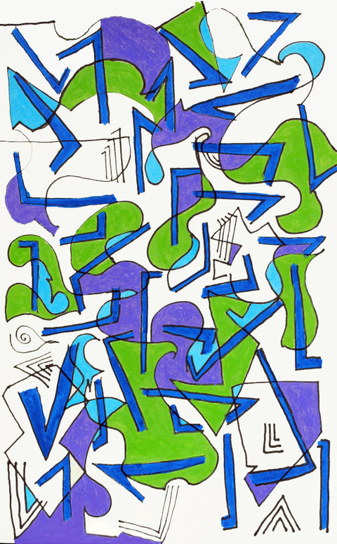 works on paper Blue Note
