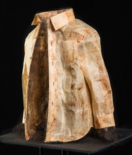 Diane Gabriel Sculpture Tea Bags, Hair, Interfacing, Clay