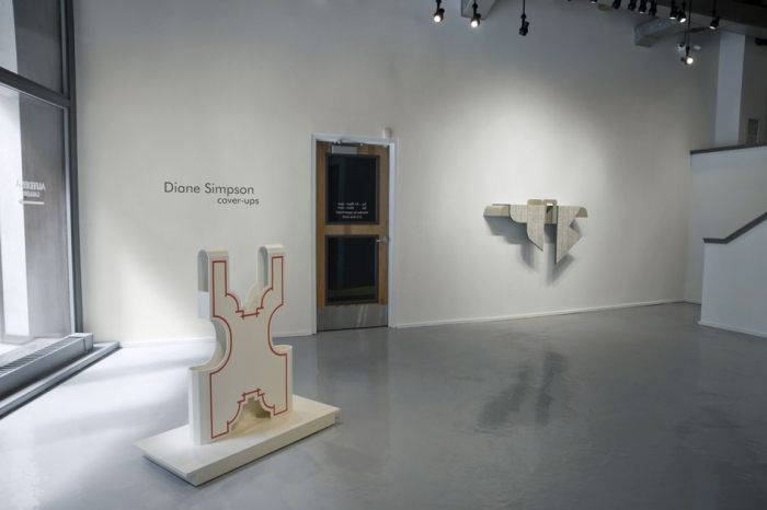 Diane Simpson Bibs, Vests, Collars, Tunic   (2006-2008)